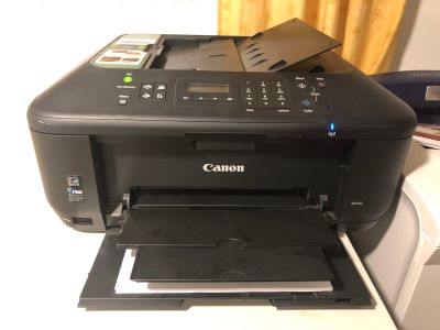 Printer Canon MX452 with AirPrint