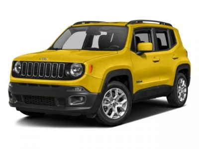 2017 Jeep Renegade Latitude (Alpine White)