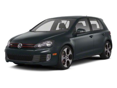2013 Volkswagen GTI Base (CANDY WHITE)