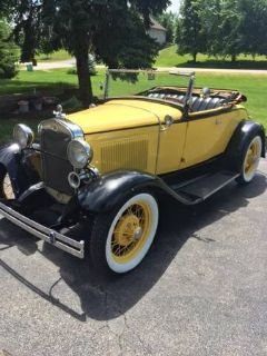 1931 Shay Reproduction Model A Ford