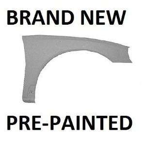 Buy *NEW PAINTED TO MATCH* Dodge Stratus Coupe Front RIGHT FENDER 01-05 Passenger motorcycle in Hudsonville, Michigan, US, for US $369.00