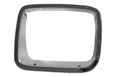 Find Replace CH2512126 - 87-95 Jeep Wrangler LH Driver Side Headlight Bezel Brand New motorcycle in Tampa, Florida, US, for US $22.86