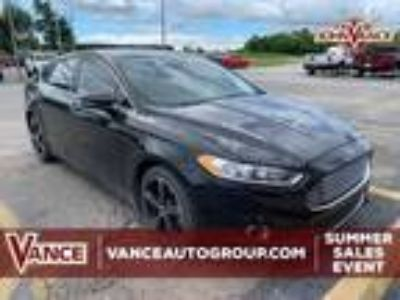Used 2016 Ford Fusion 4dr Sdn FWD in Miami, OK