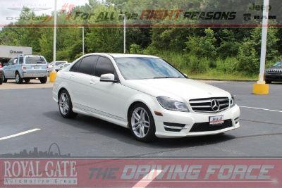 2012 Mercedes-Benz C-Class C300 4MATIC Sport ()