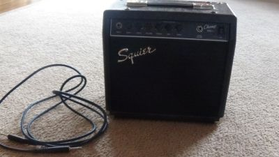 Fender Squire Champ 15G guitar amplifier