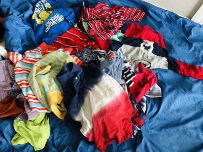 Kid clothes some for free