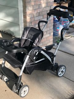 Graco Room for 2 Stand and Ride double stroller