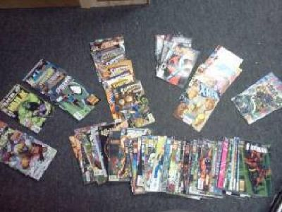 $300 Practically new comic books 90+
