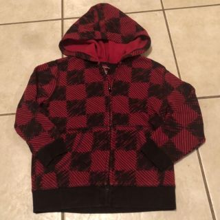 Toddler Boys George Hoodie Size 4T EUC