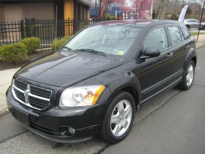 2008 Dodge Caliber SXT (Black)