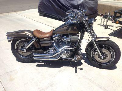 2010 Harley-Davidson FAT BOB CVO