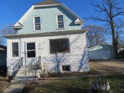 3 Bed 2 Bath Foreclosure Property in Zion, IL 60099 - Gilead Ave