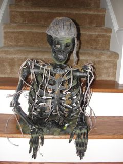 "AWESOME HALLOWEEN ""SKELETON"" DECORATION"