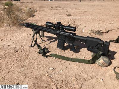 For Sale: Savage MSR-10 Long Range 6.5CM