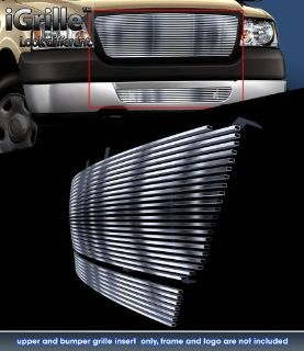 Find Fits 06-08 Ford F-150 304 Stainless Steel Billet Grille Combo motorcycle in Ontario, California, United States