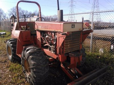 DITCH WITCH 6510 DD TRENCHERS