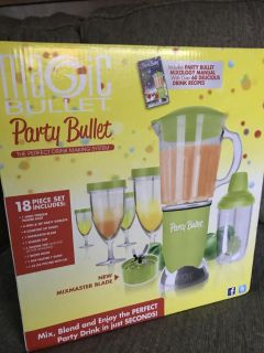 New Party Bullet