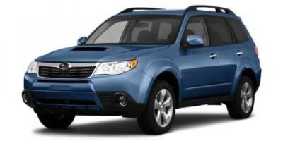 2010 Subaru Forester 2.5XT Limited (Camellia Red Pearl)
