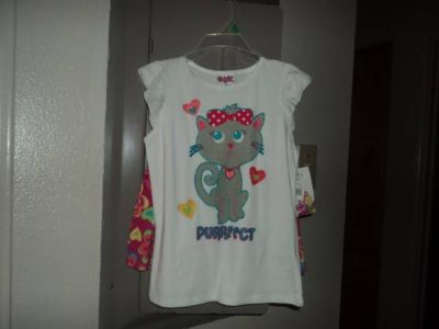 NEW girls clothes size 5