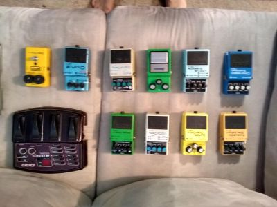 GREAT guitar effects for a GREAT price!!!