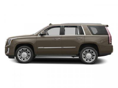 2018 Cadillac Escalade Platinum (Bronze Dune Metallic)
