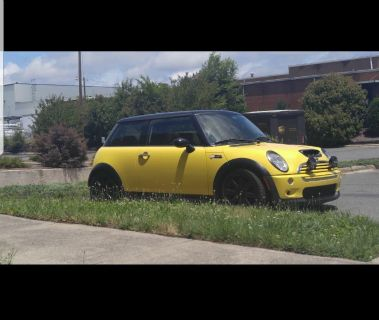 Supercharged mini cooper