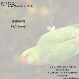 You'll Never Worry! Reliable Home Care Services
