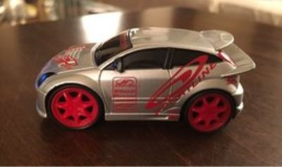 Ford Focus Hot Wheel