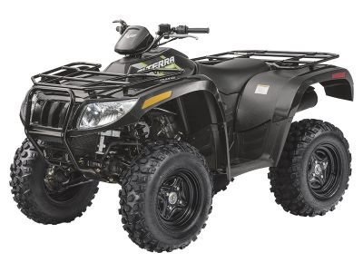 2018 Textron Off Road Alterra VLX 700 EPS Sport-Utility ATVs Sandpoint, ID