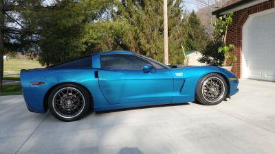 2010 Hendricks Motorsports Corvette 1 of 1