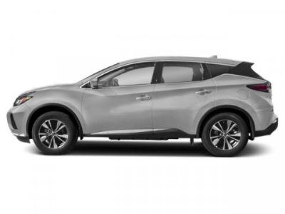 2019 Nissan Murano Platinum (Brilliant Silver Metallic)