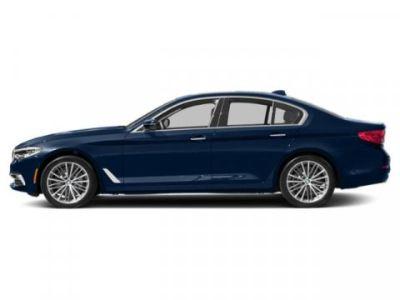 2019 BMW 5-Series 540i xDrive (Mediterranean Blue Metallic)