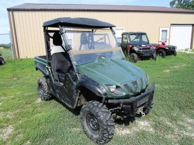 2012 Yamaha Rhino 700 FI Auto. 4x4 Utility SxS Kirksville, MO