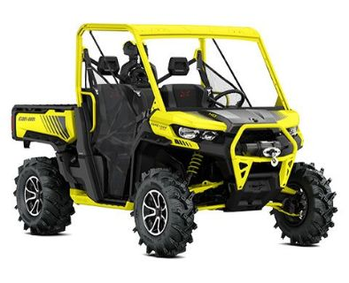2019 Can-Am Defender X mr HD10 Side x Side Utility Vehicles Cartersville, GA