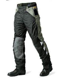 Sell BMW Motorrad Rallye 3 Trousers Pants Black Grey 76127723793 size 110 46L Long motorcycle in Odessa, Florida, US, for US $350.00