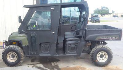 2013 Polaris Ranger Crew Diesel Side x Side Utility Vehicles Eastland, TX