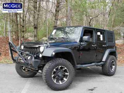 Used 2010 Jeep Wrangler Unlimited 4WD 4dr