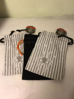 NWT Halloween party favor bags