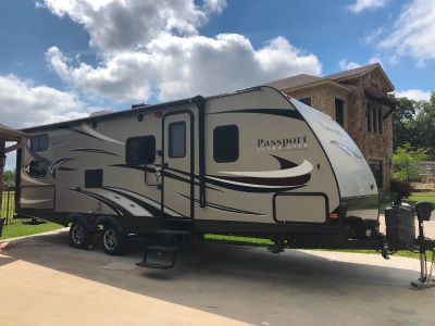 2016 Keystone PASSPORT GRAND TOURING 2670BH