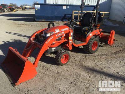 Kubota BX2380 4WD Utility Tractor