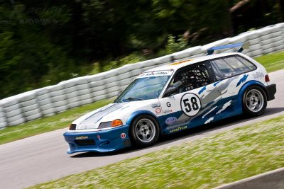 1989 Honda Civic Race Car