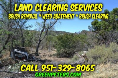 Mike's Land Clearing Services - Call Us! Free Estimates