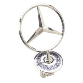 Buy Genuine Mercedes S-Class Hood Star Emblem OEM w140 motorcycle in Winter Springs, Florida, US, for US $31.99