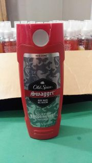 Old Spice - Swagger Body Wash. New