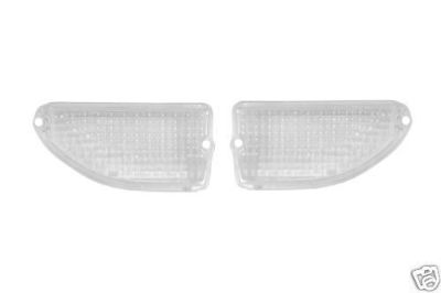 Find 1969-1970 FORD MUSTANG PARKING LIGHT LENSES CLEAR motorcycle in Lawrenceville, Georgia, US, for US $21.88