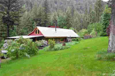 163 South Fork Gold Creek Rd Carlton, 600+ ft Creek frontage