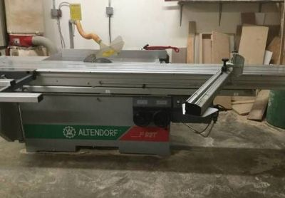 2003 Altendorf F92t-Sliding-Table-Saw
