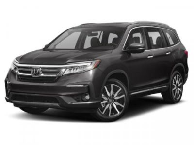 2019 Honda Pilot Elite (Modern Steel Metallic)