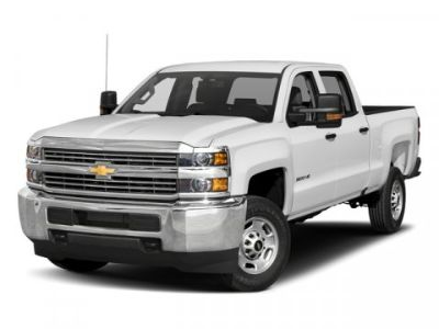 2017 Chevrolet Silverado 2500HD Work Truck (Summit White)