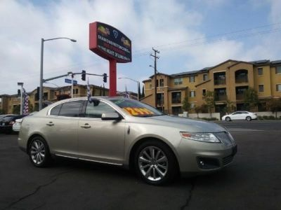 2011 Lincoln MKS EcoBoost AWD 4dr Sedan